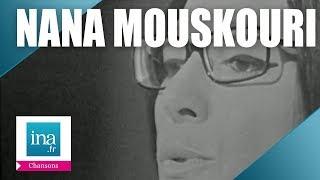 """Nana Mouskouri """"Les parapluies de Cherbourg"""" (live officiel) - Archive INA"""