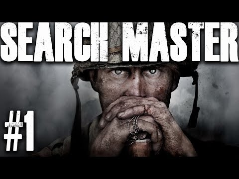 SEARCH MASTER #1 (Call of Duty World War 2...