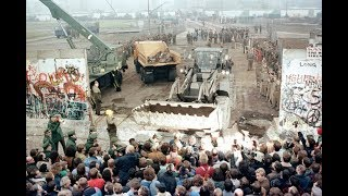 Как пала Берлинская стена: 30 лет назад