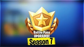 *NEU* Battle Pass First Look Season 7 - Fortnite News