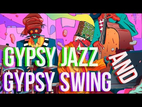 Gypsy SWING & Gypsy JAZZ Mix | WM Collection #013