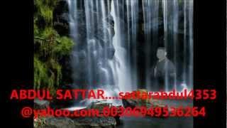Wafa Kay Waday Wo Sary Bhola Gya Chup Chap/ABDUL.SATTAR(A/F)