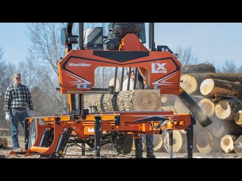 Wood Mizer Lt35 Hydraulic Portable Sawmill Hydraulic