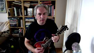 Scotch Mary (reel) on mandolin