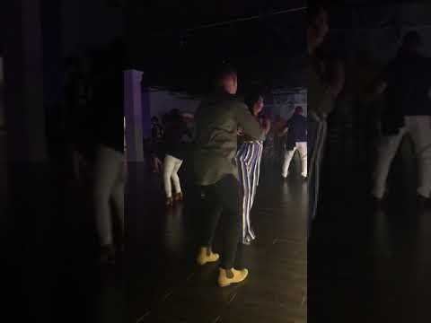 Wander Rosario and barbarita social dancing @ Dallas Salsa Congress
