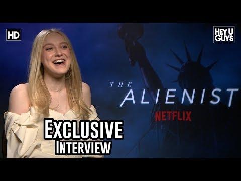 Dakota ning on breaking down barriers in  The Alienist  Exclusive