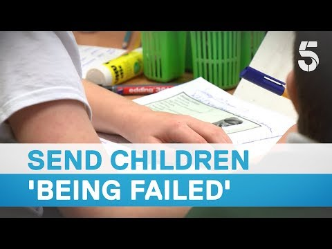 Ofsted Report Claims England's Schools Failing To Help SEND Children - 5 News