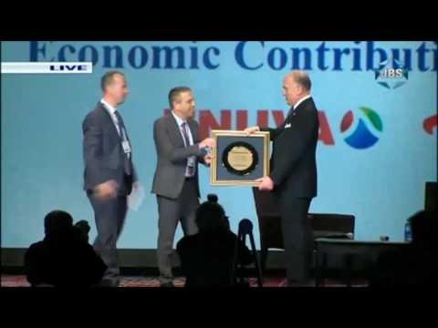 The Jerusalem Post International Economic Contribution Award for 2017