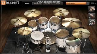 Download lagu Five Minutes - Bertahan (cover) EZDRUMMER2