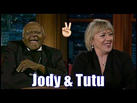 Archbishop Desmond Tutu & Jody Williams - Nobel Peace Prize Winners - More Humor Than You'd Think