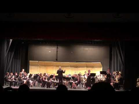 Baby, It's Cold Outside by the Logan Rogersville High School Band
