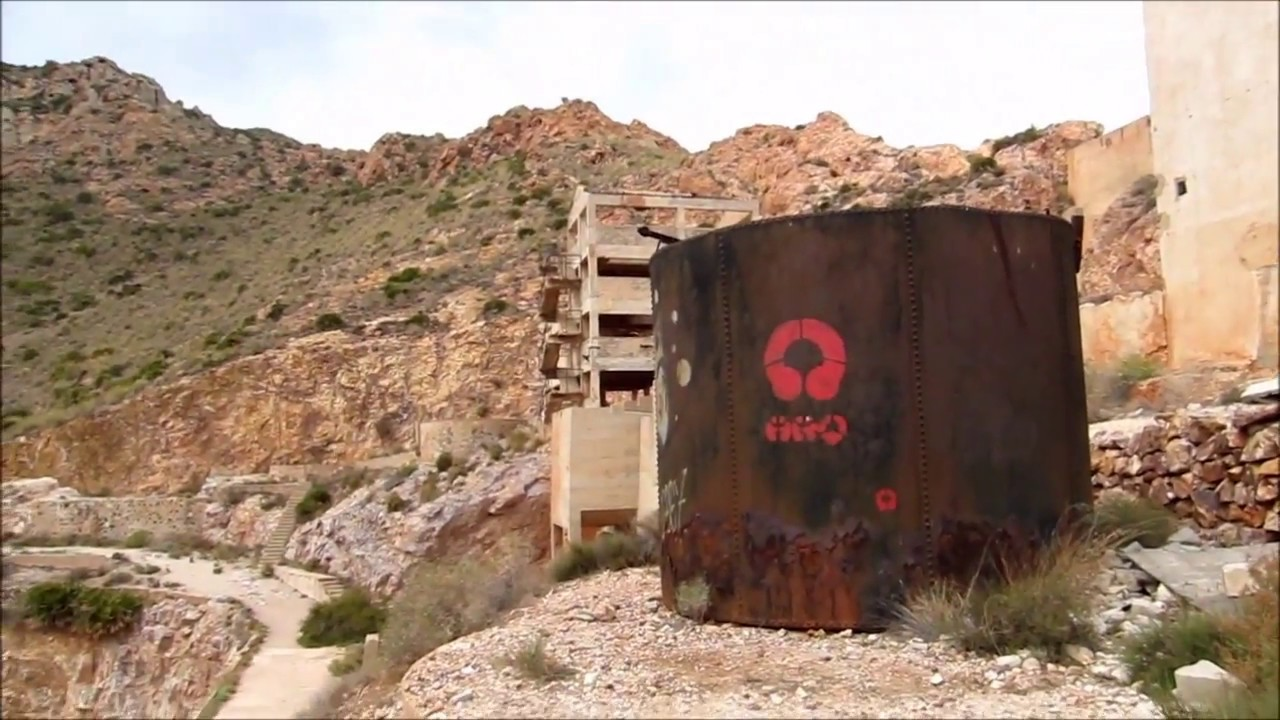 Minas de oro de rodalquilar almeria old mines 1883 youtube - Fotos antiguas de macael ...