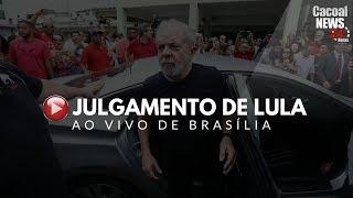 JULGAMENTO DO EX PRESIDENTE LULA AO VIVO PELO TRF Tribunal Regional Federal da 4ª Região
