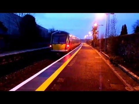 Ballymote Railway Station.. 12-Dec-2015.