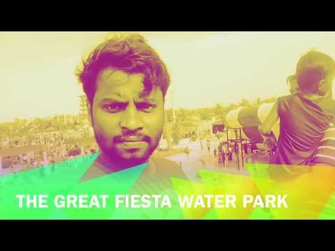 The Amazing tour of The Great Fiesta Water Park in Karachi