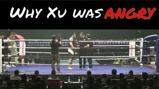 Gambar cover Why Xu Xiaodong MMA Was So Angry During His Match With Lv Gang