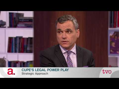 CUPE's Legal Power Play