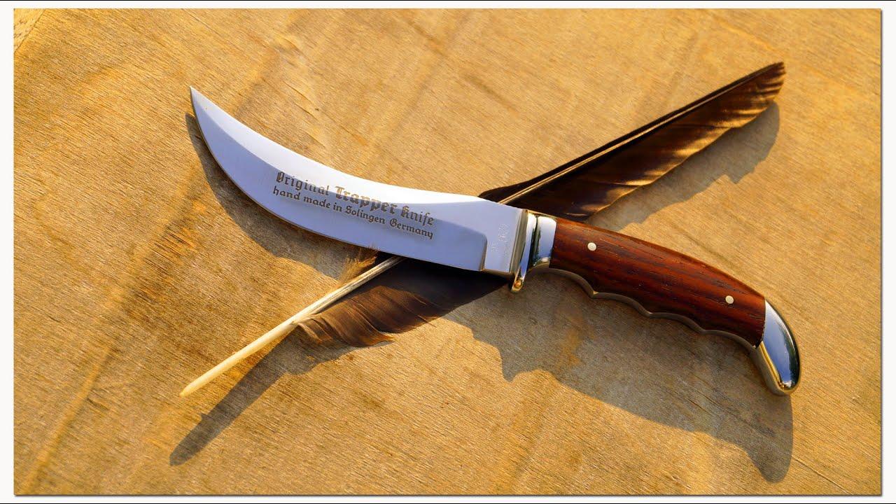 Othello Anton Wingen Jr. Original Trapper Knife Skinner
