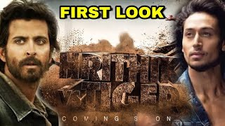 Hrithik Vs Tiger Shroff Movie First Look Out, Tiger Shroff Shares His New Upcoming Action Movie Look