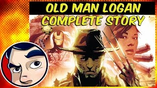 "Old Man Logan ""Wolverine"" (2015) - ANAD Complete Story"