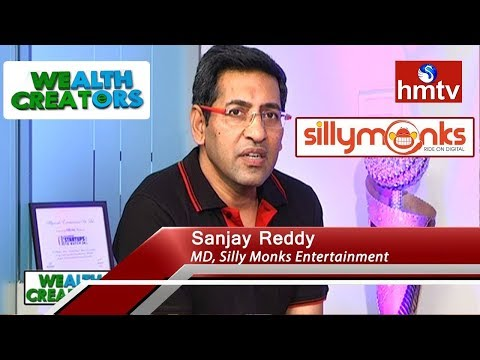 Silly Monks MD Sanjay Reddy Special Interview | Wealth Creators | Telugu News | hmtv News