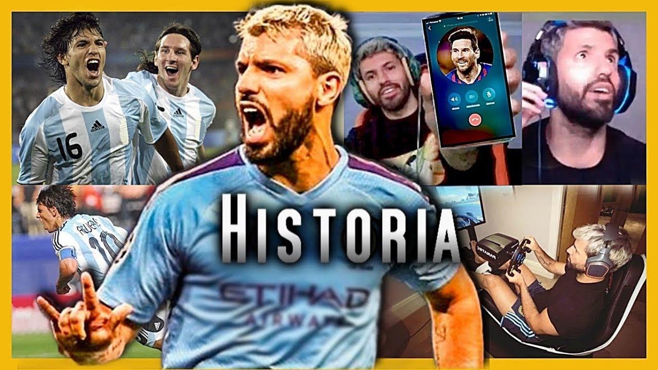 من أسطورة كرة القدم الى نجم ألعاب الفيديو   قصة كون أغويرو..!!