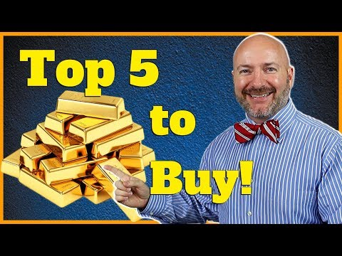 5 Best Materials And Gold Stocks To Buy Now For 2020