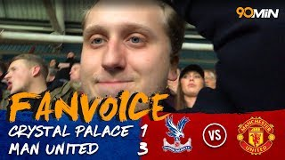 Lukaku and Young seal the win for United! | Crystal Palace 1-3 Man United | 90min FanVoice