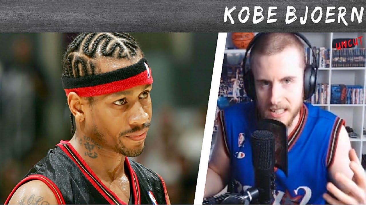 KobeBjoern reagiert auf Geschichte des Crossover mit Iverson, Wade & Hardaway | Reaktion