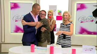 TVSN Celebrity Challenge Highlights 2014