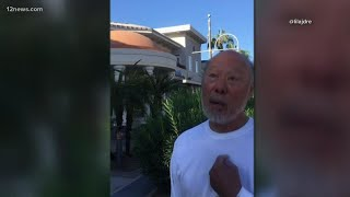 Racist rant in Scottsdale caught on camera