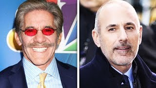 Geraldo Rivera Defends Matt Lauer
