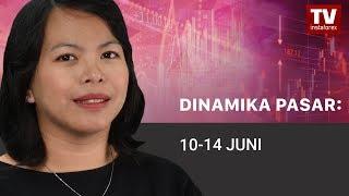 InstaForex tv news: Dinamika Pasar (Juni 10 - 14)