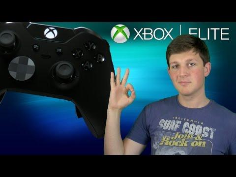 Продвинутыи джоистик Xbox Elite Wireless Controller