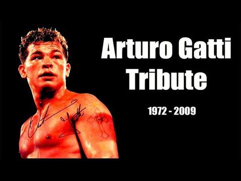 Arturo Gatti Highlights & Knockouts - The Thunder (Tribute)