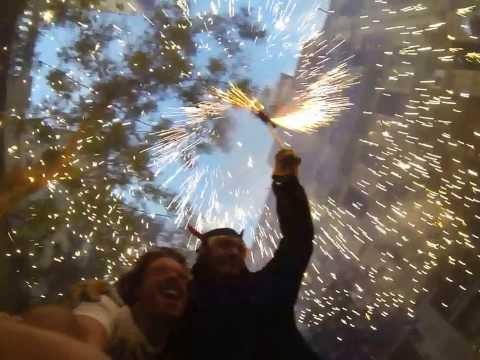 Fiestas de Gracia 2013