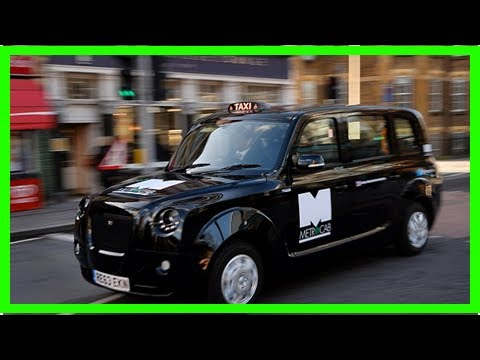 London's new electric black cabs hit the streets By News Today