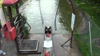 Nautic Jet Boat Jumping Ride POV Skyline Park Germany