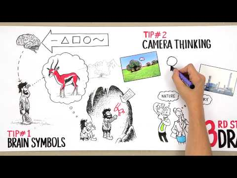 Learning Graphic Facilitation – 8th Element by Bigger Picture