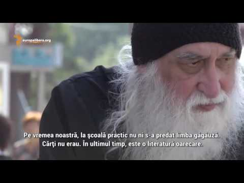 Pur și Simplu: Un călugăr ortodox american la Comrat (Cosmas Shartz)