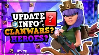 NEW HINTS AT CLASH ROYALE UPDATE! :: Clan Wars/Tournaments/Skins