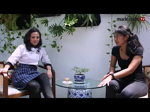 Marie Claire Mentor Mentee: Isadora Chai