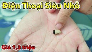 Lâm Vlog - Dùng Thử Tai Nghe Siêu Nhỏ | Tai Nghe Hạt Đậu - Super small headphones