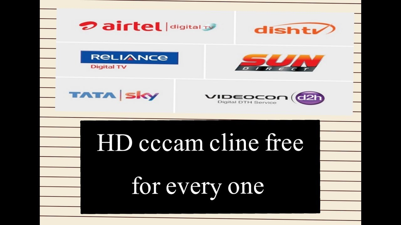 HD cccam server cline and Mgcamd