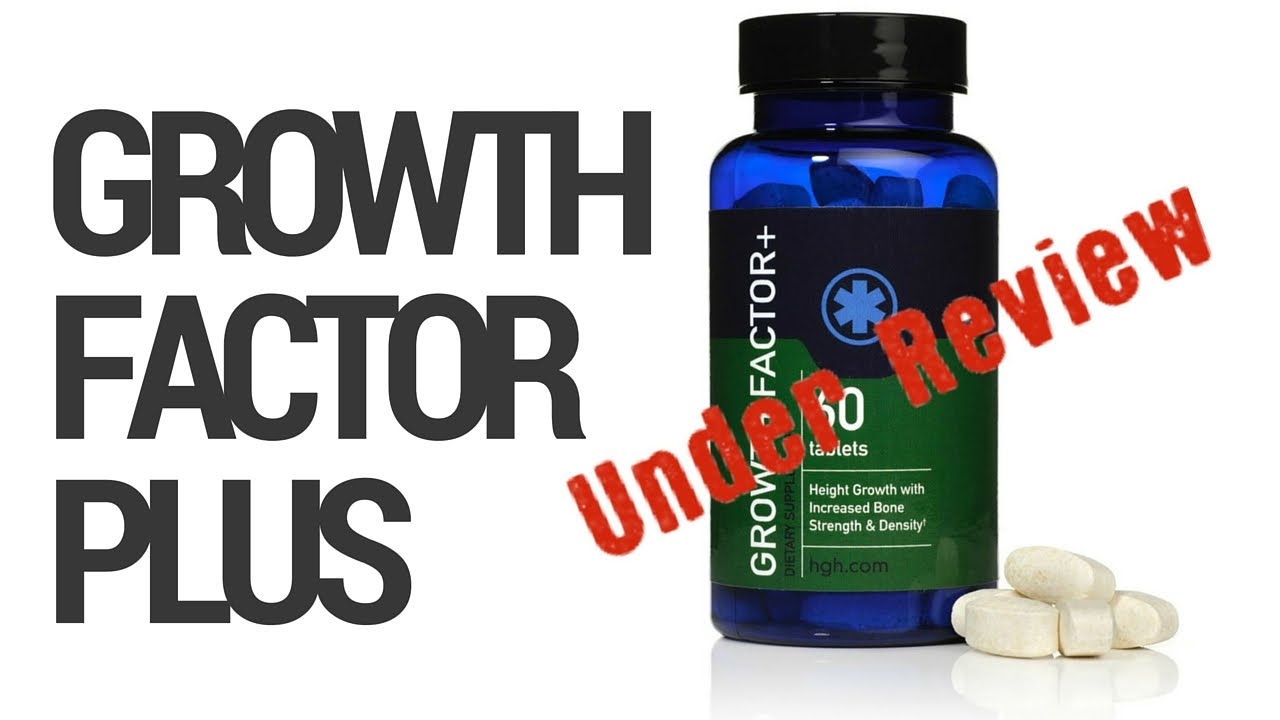 Growth factor plus height increase