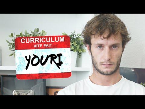 Youtube: YOURI – Curriculum Vite Fait