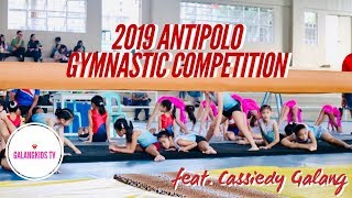 Gambar cover Cassiedy Galang winning in 2019 Antipolo Gymnastic Friendship Meet, Vlog #8