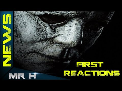 Halloween Reboot FIRST REACTIONS