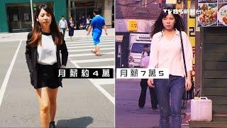 是誰偷走台灣的薪水?韓國高薪背後秘密