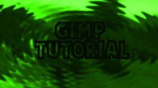 GIMP TUTORIAL#3- Jak zrobić ramkę na kamerke do OBS